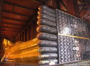 The Reclining Buddha Temple